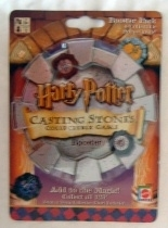 Harry Potter Casting Stones Game Booster Pack. Sealed.