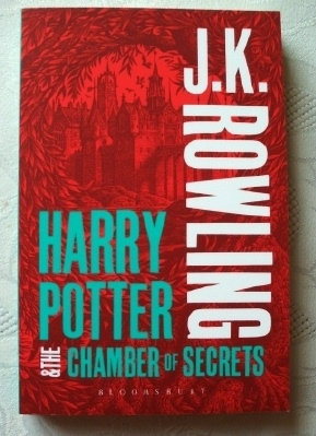 Harry Potter and the Chamber of Secrets Bloomsbury 2013 Edition