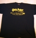 Harry Potter and the Philosopher's Stone UK Launch T-Shirt. DVD