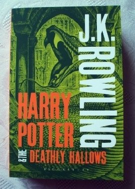 Harry Potter and the Deathly Hallows Bloomsbury 2013 Edition