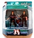 Fred & George Weasley Mini Action Figures from Popco 2005
