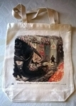 Goblet of Fire. Bloomsbury Canvas TOTE Bag. UK Promo