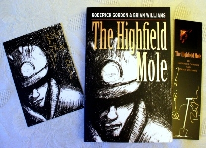 The Highfield Mole. Special First Edition Collection. Signed.