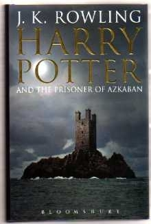 Harry Potter and the Prisoner of Azkaban. UK Hardback 1st Ed.