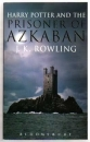 Harry Potter and the Prisoner of Azkaban (Adult Cover) 1st Ed.