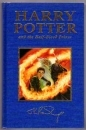 Harry Potter and the Half-Blood Prince UK Deluxe First Edition