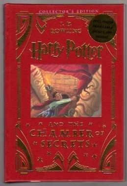 Harry Potter and the Chamber of Secrets US Collectors Edition