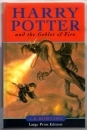 Harry Potter and the Goblet of Fire. UK First Edition L/P