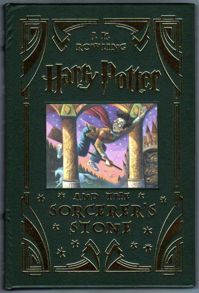 Harry Potter and the Sorcerer's Stone US Collectors edition