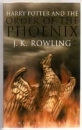 Harry Potter and the Order of the Phoenix (Adult Cover) 1st Ed.