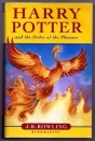 Harry Potter and the Order of the Phoenix. UK First Edition HB