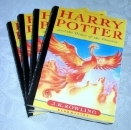 Harry Potter Order of the Phoenix 2003 first issue Large Print