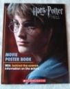 Harry Potter and the Goblet of Fire 1st Ed. Movie Poster Book