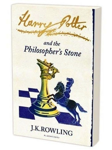 Harry Potter & Philosopher's Stone Signature Edition PB First