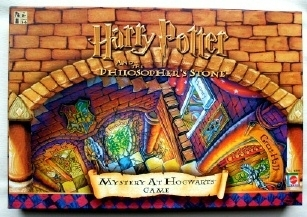 Harry Potter & the Philosopher's Stone. Mystery at Hogwarts Game