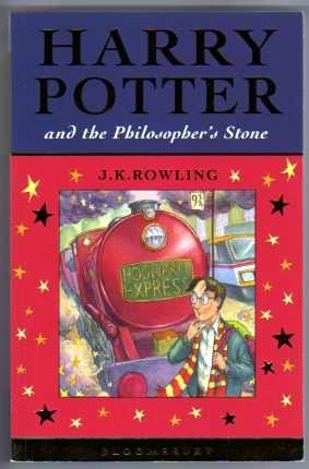 Harry Potter & the Philosopher's Stone Celebration First Edition