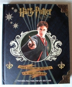 Rare Harry Potter and the Half-Blood Prince. Deluxe Gift Book