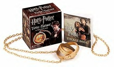 Harry Potter Time Turner and Mini Sticker Kit