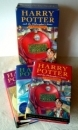 Very Rare! TED SMART. Harry Potter 3 Book Box Set