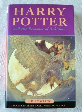Harry Potter & the Prisoner of Azkaban UK First Edition 1st Prin
