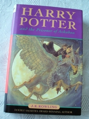 Harry Potter JK Rowling Bloomsbury Prisoner of Azkaban 1st/9th