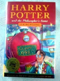 Harry Potter Philosopher's Stone Australian First Edition H/B