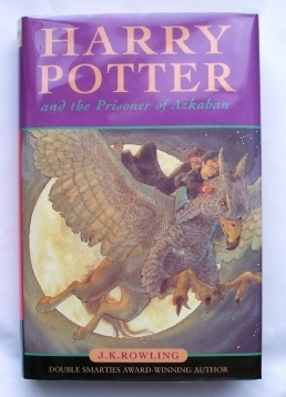 Harry Potter and the Prisoner of Azkaban UK First Edition 1999