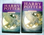 Harry Potter and the Prisoner of Azkaban Rare SMALL Edition!