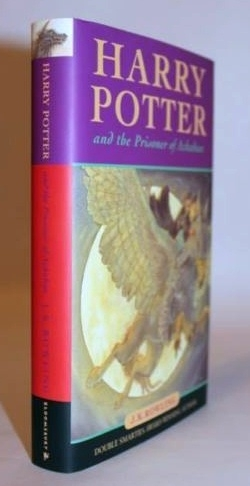 Harry Potter & the Prisoner of Azkaban Bloomsbury First Edition.