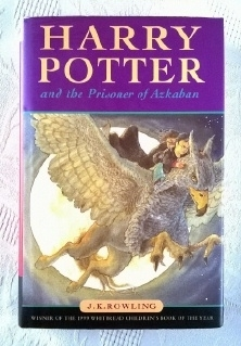 Harry Potter, Prisoner of Azkaban First Edition 2nd Print UK H/B