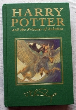 Harry Potter and the Prisoner of Azkaban. UK Deluxe Ed. 1st/2nd