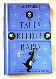 The Tales of Beedle the Bard (Library Binding) First Edition
