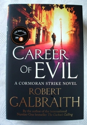 Robert Galbraith Career of Evil JK Rowling UK First Edition 1st