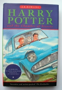 Harry Potter and the Chamber of Secrets True UK First Edition