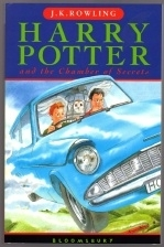 Harry Potter and the Chamber of Secrets Original UK Edition P/B