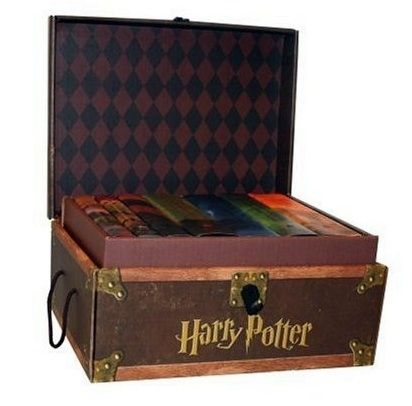 Harry Potter Boxset Books 1-7 (Hardcover) US Editions