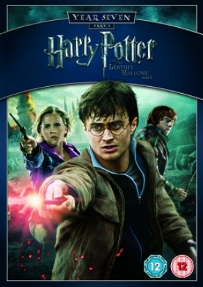 Harry Potter & the Deathly Hallows (Part 2) UK PAL Region 2 DVD