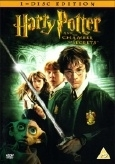 Harry Potter and the Chamber of Secrets. Region 2 DVD UK Pal.