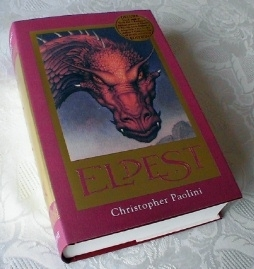Christopher Paolini ELDEST Deluxe First Edition H/B