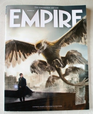 Empire Magazine #330 Subscribers Edition Harry Potter Dec 2016