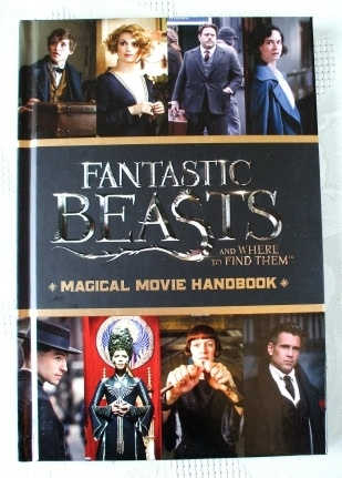 Fantastic Beasts Magical Movie Handbook. Harry Potter