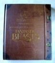 Fantastic Beasts. The Case of Beasts. Unique Interactive Book.