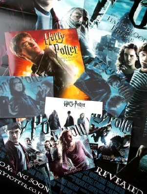 Harry Potter & the Half-Blood Prince Movie Promo Package