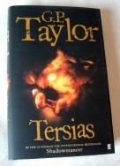 G.P. Taylor. TERSIAS First Edition. Hardback. Signed