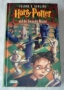 Harry Potter und der Stein der Weisen (German) Phil/Stone. H/B