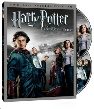 Harry Potter and the Goblet of Fire UK PAL Region 2 DVD