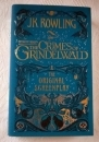 JK Rowling The Crimes of Grindelwald UK Hardback First Edition.