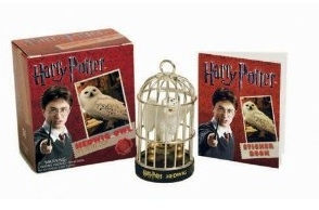 Harry Potter Hedwig Owl Kit and Mini Sticker Book