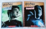 Harry Potter Movie Poster Books, Heroes and Villains 1st Ed's.