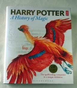 Harry Potter A History of Magic. UK Hardback First Edition